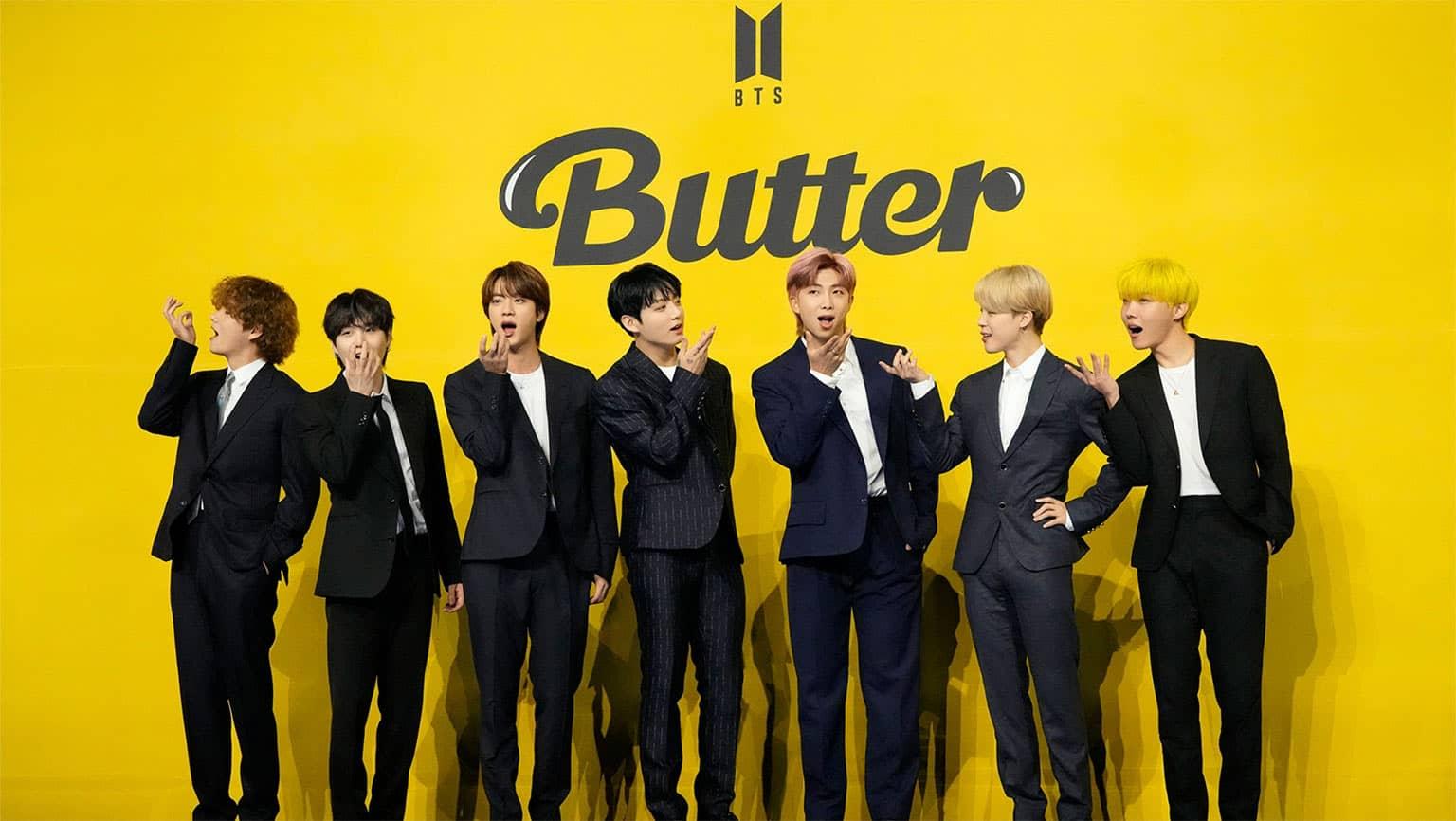 گروه موسیقی BTS
